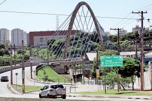 COMPLEXO PADRE ADELINO – Viaduto completa cinco anos