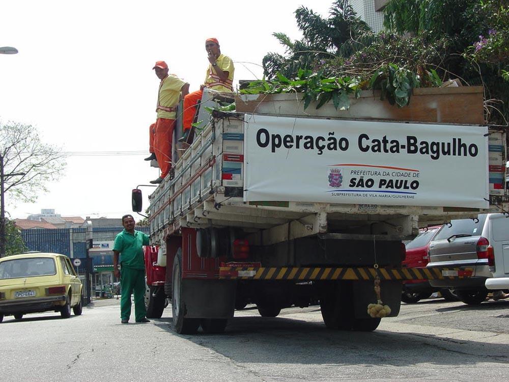 TATUAPÉ E CARRÃO – Região terá cata-bagulho