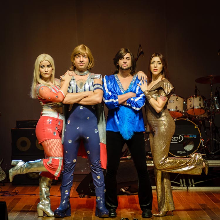 'ABBA The History'