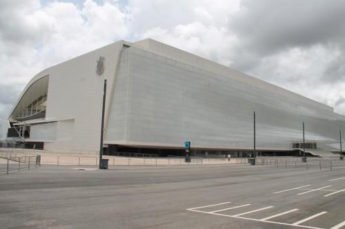 Exames também serão feitos na Arena Corinthians