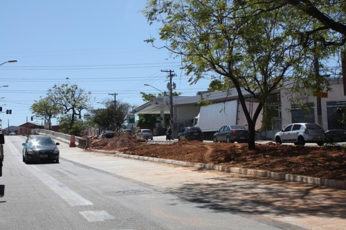 Corredor avança na Avenida Itaquera