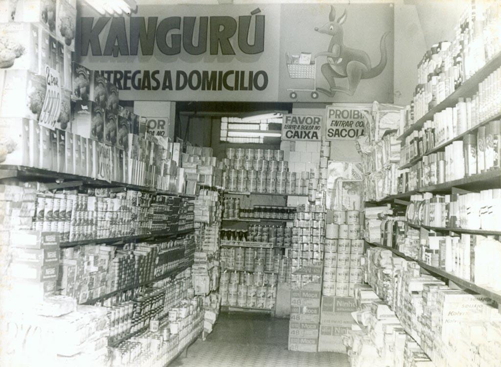 Kanguru Supermercado completa 50 anos