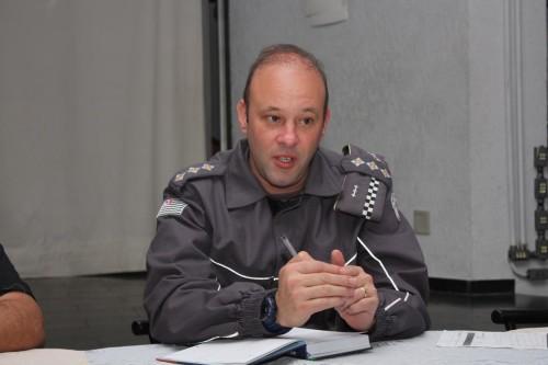 Capitão Edson Serra cobrou ações da subprefeitura para o bairro não ficar degradado