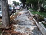 TATUAPÉ – Largo e praça estão em reforma