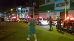 TUMULTO NO TATUAPÉ – Ações da PM cessam problemas
