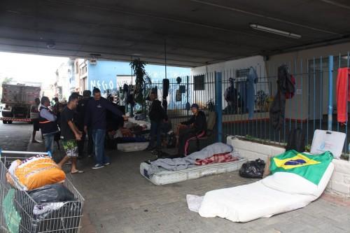 SEM-TETO NO BELÉM – Situação continua insolúvel