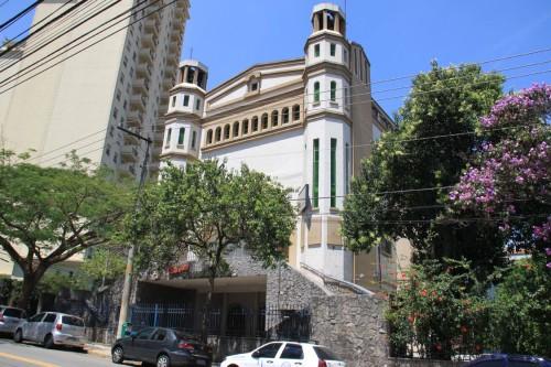 Elevador facilitará acesso à Capela Regina Mundi