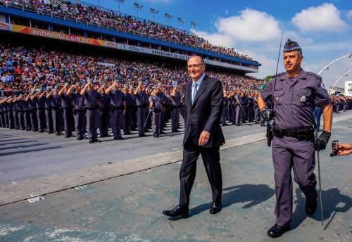 São Paulo ganha 2.198 policiais