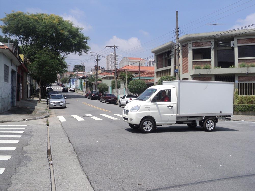 RUA DULCE – Perigo de acidente é constante