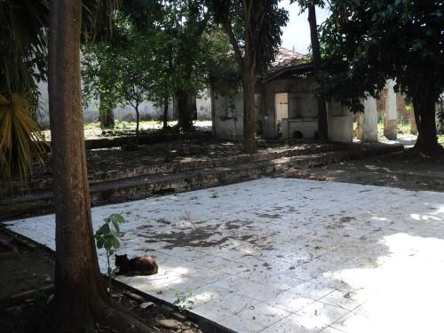 Casarão localizado na Rua Engenheiro Reynaldo Cajado, 152, tem terreno de cerca de mil m2