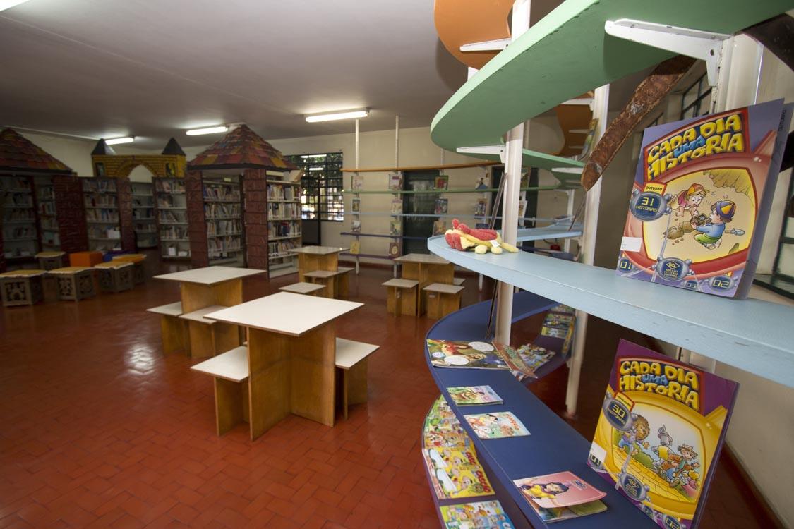 TATUAPÉ – Biblioteca abre programação