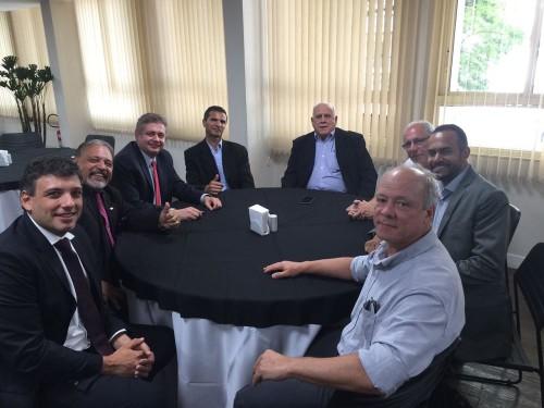 Encontro da OAB com prefeitos regionais