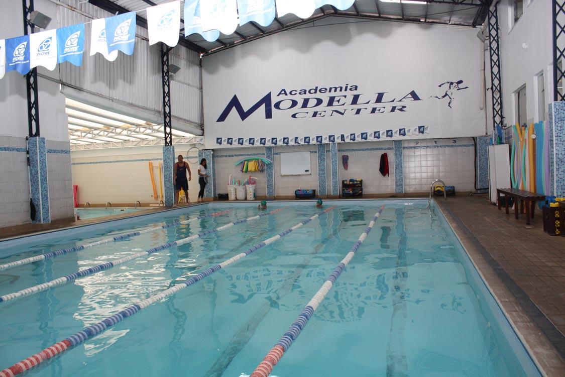 Modella Center: atividades  para todos os gostos e estilos