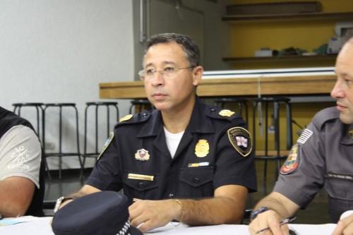 O inspetor Marcelo, da GCM, disse que inspetoria está no Bom Parto, sete dias, 24 horas