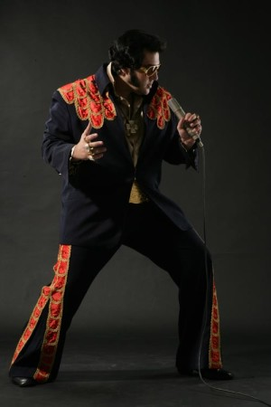 'Elvis the Concert – o Tributo'