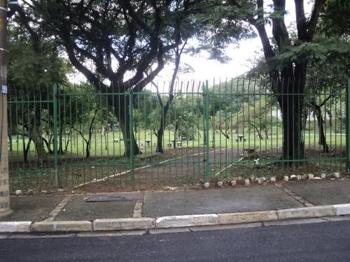 Prefeito regional criticou o fato de não conseguir entrar no Parque Municipal do Tatuapé