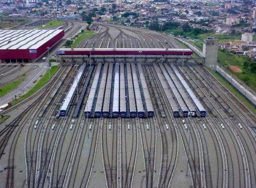 ITAQUERA – Pátio do Metrô faz 30 anos