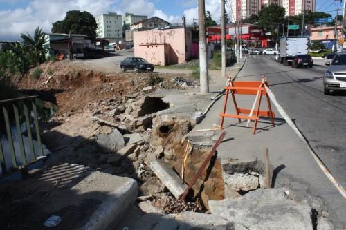 Obras emergenciais