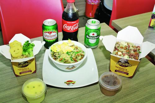 Mineiro Delivery: a verdadeira comida no box
