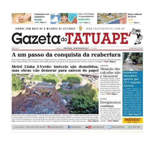 A nova Gazeta