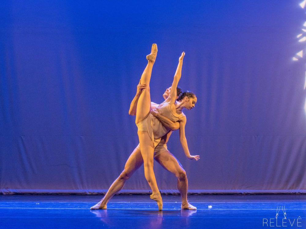 Bailarina do Tatuapé  ganha medalha de prata
