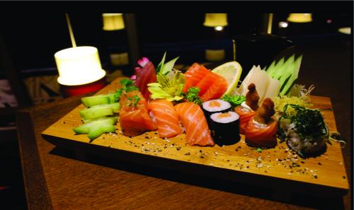 Harumi e Hiatari: de combinados a pratos à la carte e rodízios