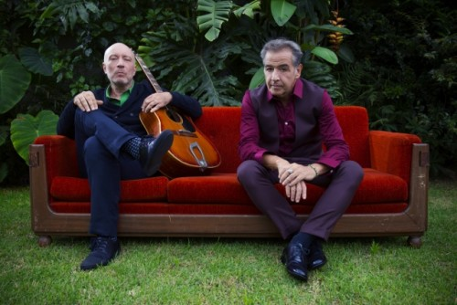 Nasi e Edgard Scandurra no Anália Franco