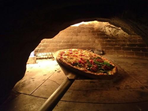 O sabor das pizzas Casanova  em sua casa