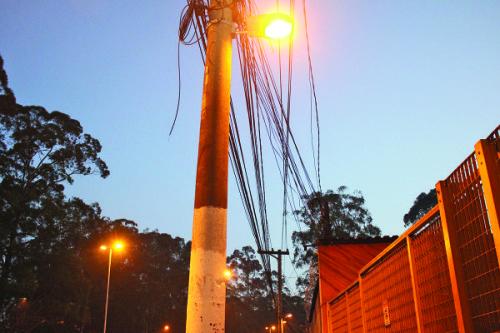 Iluminação pedonal faz toda a diferença para o pedestre