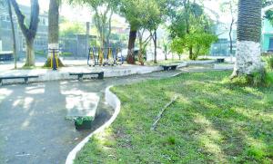 Itaquera – Praça é um bom exemplo