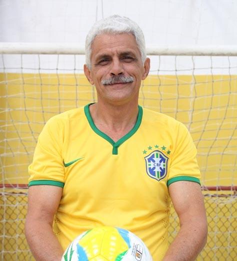Helcio descobriu, na Copa de 1970, a importância e a grandesa para uma seleção em disputar o Mundial