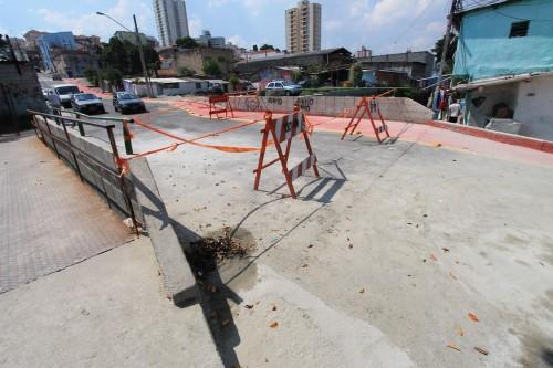 Obras rua Pero Nunes x Corrego Rapadura