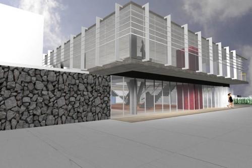 Projeto premiado, desenvolvido pelo arquiteto José Rolemberg, traria beleza ao bairro