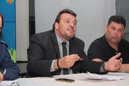 Delegado Eduardo Eugenio Salaroli Kosovicz destacou as ações contínuas da polícia